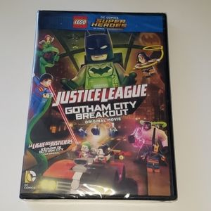 LEGO Justice League DVD - Bundle 2 for $10.00!